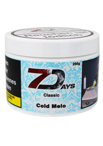 7Days Cold Melo - 200g